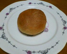 レンジで発酵★ 簡単まるパン♪