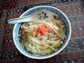 ベトナム風手打ち麺