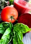 トマトとビーツのスムージー