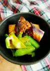 楽うまっ!茄子とピーマンの韓国風ナムル