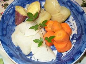 ダイエットの方におすすめ!蒸し野菜