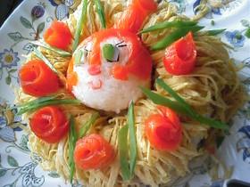ドキンちゃんちらし寿司