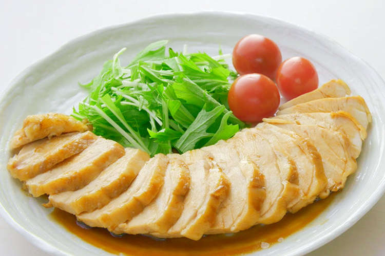 の 鶏 作り方 チャーシュー