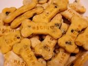 [犬用]かぼちゃクッキーの写真