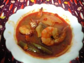 タイ料理 トムヤムクン
