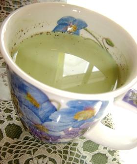カルシウム強化☆無糖抹茶バニラミルク