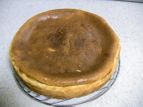 ミキサーで混ぜるだけベイクドチーズケーキ