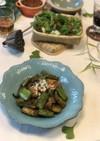 牛肉とズッキーニの韓国風煮物