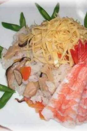 シンプル♪美味しいちらし寿司の具☆