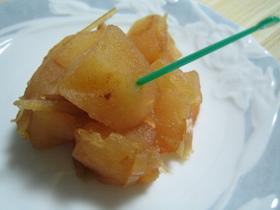 炊飯器でリンゴのコンポート☆アレンジ自在