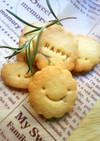 ローズマリーのクッキー★ハーブ①
