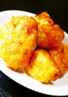キムチの素で簡単!柔らか鶏むね肉の唐揚げ