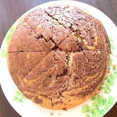 ☆ココナッツオイルで丸型パウンドケーキ☆