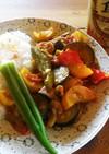 ヘルシー☆夏野菜のカレー