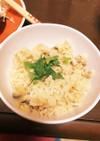 おかんのあさりと生姜の炊き込みご飯