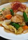 鶏肉回鍋肉×SHiBORO