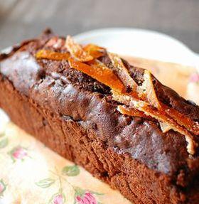 大人のココアバターケーキ