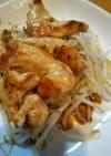 鶏むね肉の簡単ピリ辛南蛮タレ♪