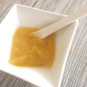 ☆離乳食☆基本のかぼちゃ粥