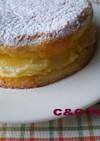 【卵1個で】洋梨のショートケーキ