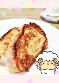 マクロビ☆きな粉のフレンチトースト
