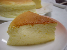 ヨーグルト*ケーキ