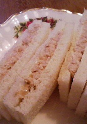 絶品ツナのサンドイッチ☆