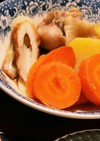 簡単♪鶏肉と竹輪と野菜の煮物☆