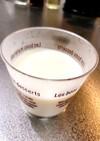 フォローアップミルク入り牛乳寒天