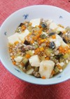 野菜たっぷり☆子供も食べれる和風麻婆豆腐