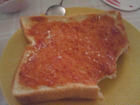 意外においしい!ピザ風トースト