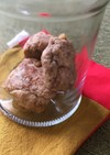 オートミール粉クッキー※覚書