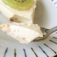 簡単美味しい「濃厚レアチーズケーキ」