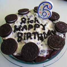 乳・卵なしアメリカンチョコレートケーキ♡