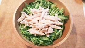 棒々鶏風★サラダ