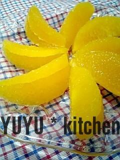 簡単きれいに♪オレンジの切り方