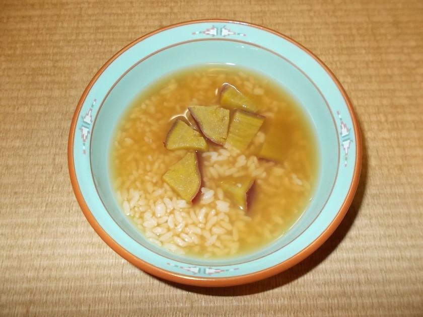 風邪、胃もたれ♡山口県周防大島の茶がゆ