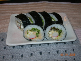 巻き寿司の✿極意