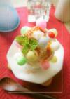 塩*キャラメル❂カラフル水玉アイス