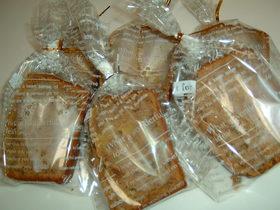 栗のコーヒーパウンドケーキ