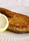 簡単♪鮭のムニエル(パン粉焼き)