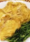 ほっこり★卵と油揚げの巾着煮