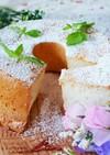 ~卵白大量消費に~♥淡雪シフォンケーキ♥