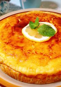 簡単◇レモンヨーグルトチーズケーキ◇
