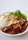 お肉無しで、豆腐カレー【トーフカレー】