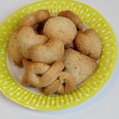 いりこクッキー