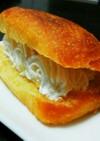 簡単♪クリームパン