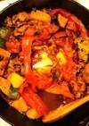 5種スパイスで夏野菜のビーフカレー♪