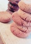 おからときな粉のしっとりクッキー♡