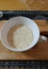 酒粕酵母のパン種